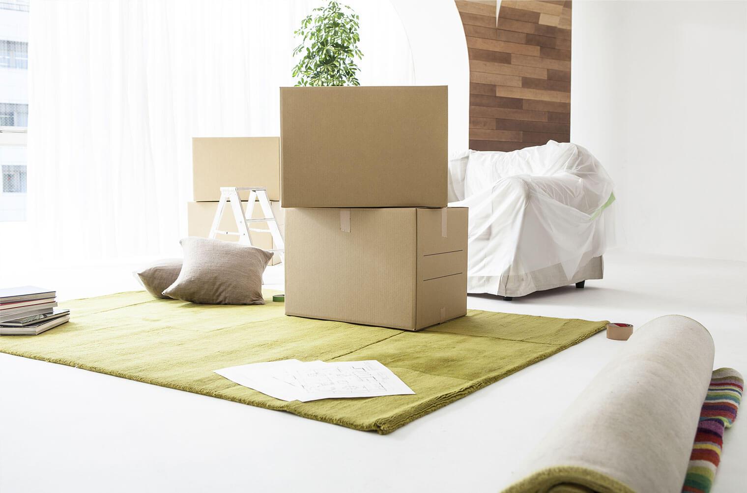 トランクルームタイプ別のおすすめの収納術、収納方法のコツをご紹介