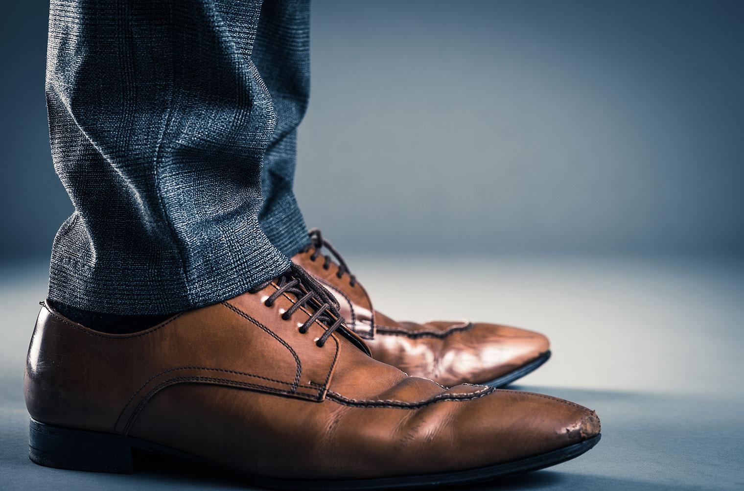 革靴のお手入れと最適な保管方法って?日常のお手入れと保存方法とは