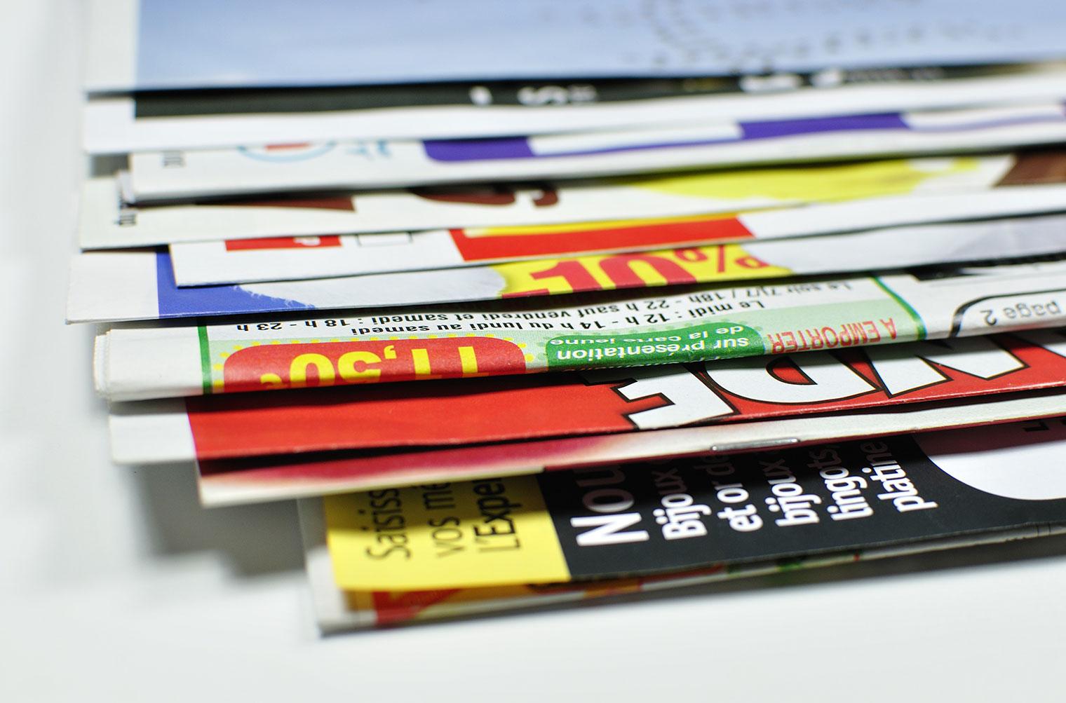 パンフレットの保管にはもう悩まない!おすすめ保管方法とは?