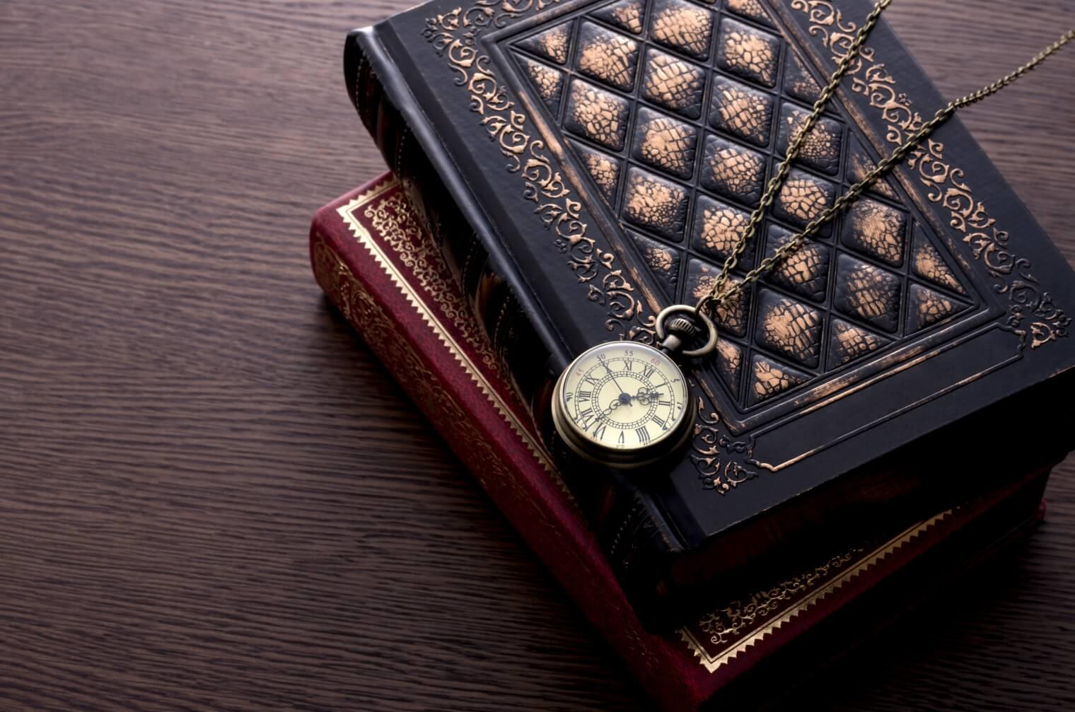 大事な洋書を劣化させずに長く保管する方法
