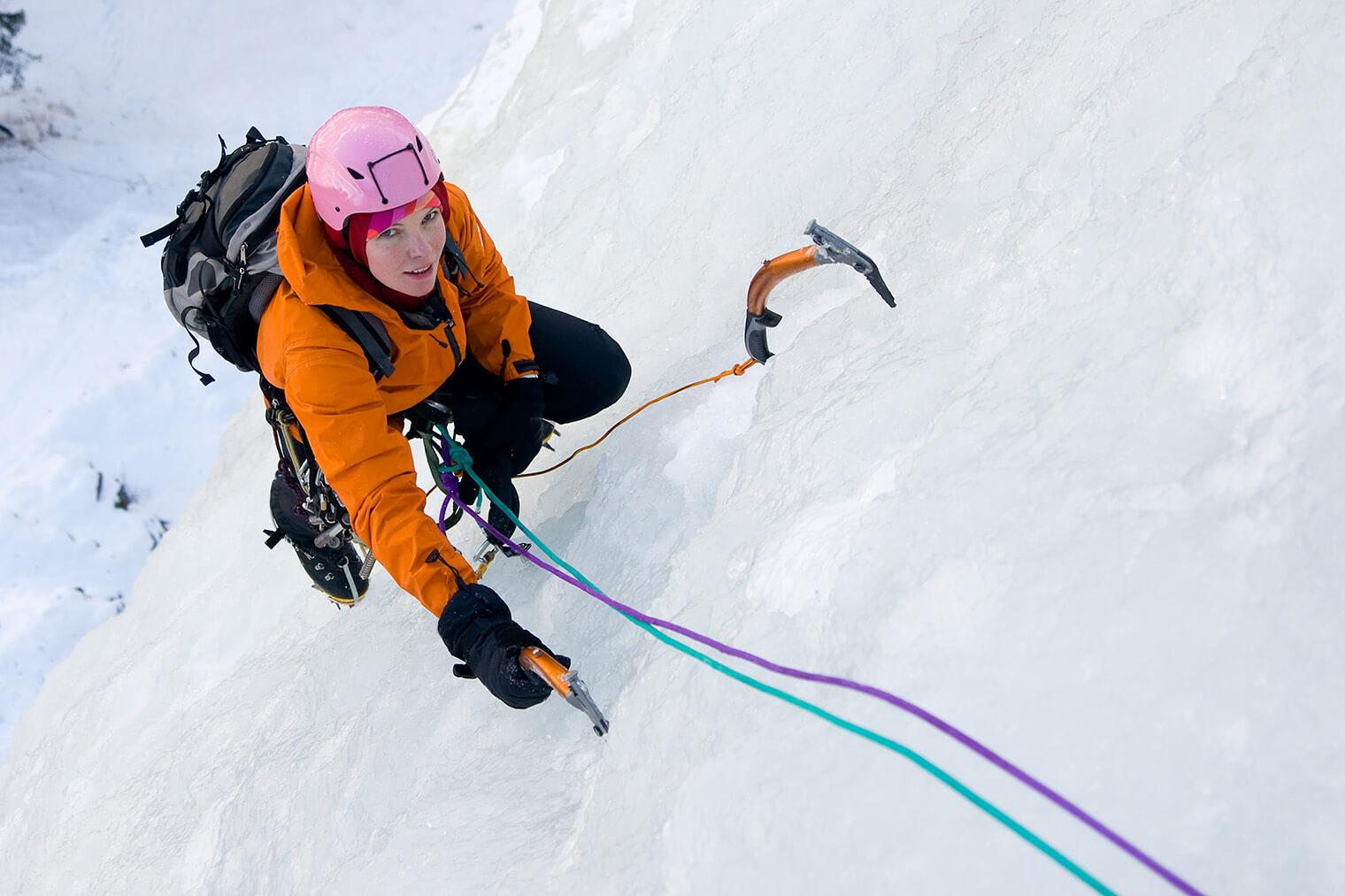 来年の冬も楽しもう!アイスクライミング道具をしっかりケアする方法