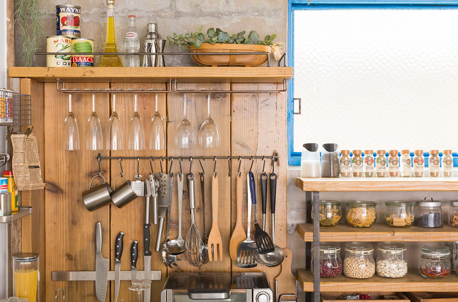 スパイス収納次第で家事が効率的に!?マネしたい収納方法とは