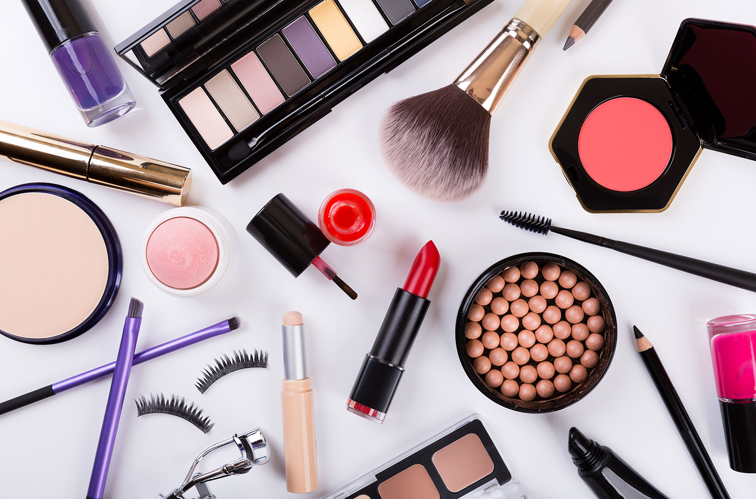 化粧品やコスメ収納方法のアイデアを一挙公開!使いやすくおしゃれ