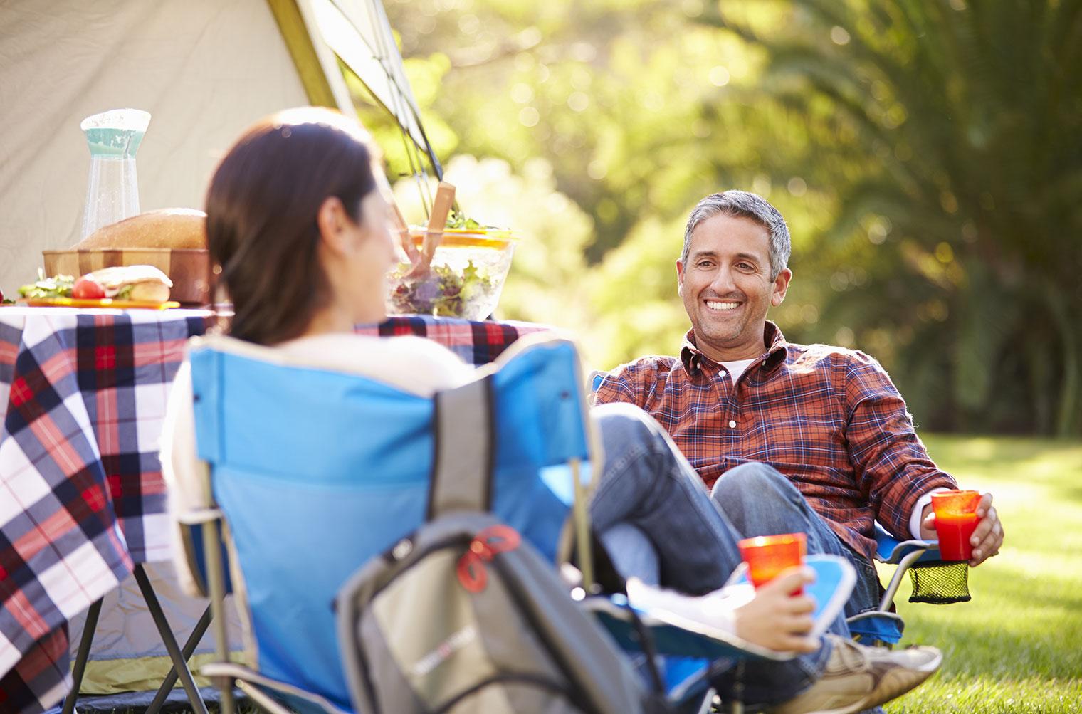 キャンプやフェスの必需品!アウトドアチェアを最適な環境で保管するコツ