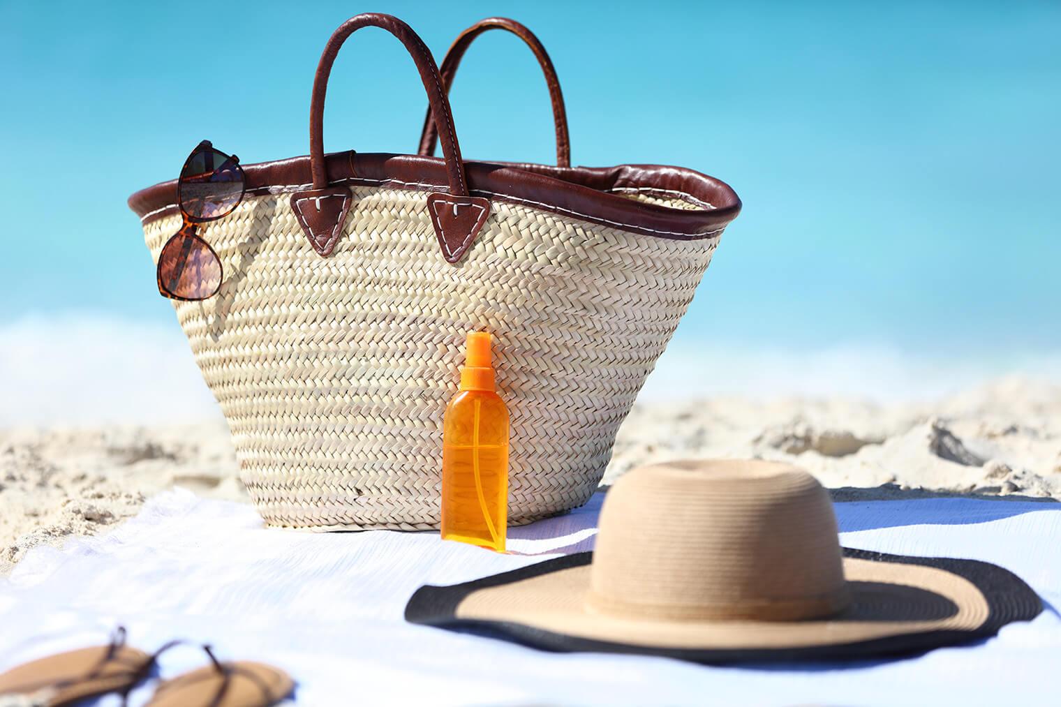 かごバッグのささくれのお手入れ方法!次の夏まで正しい収納方法を
