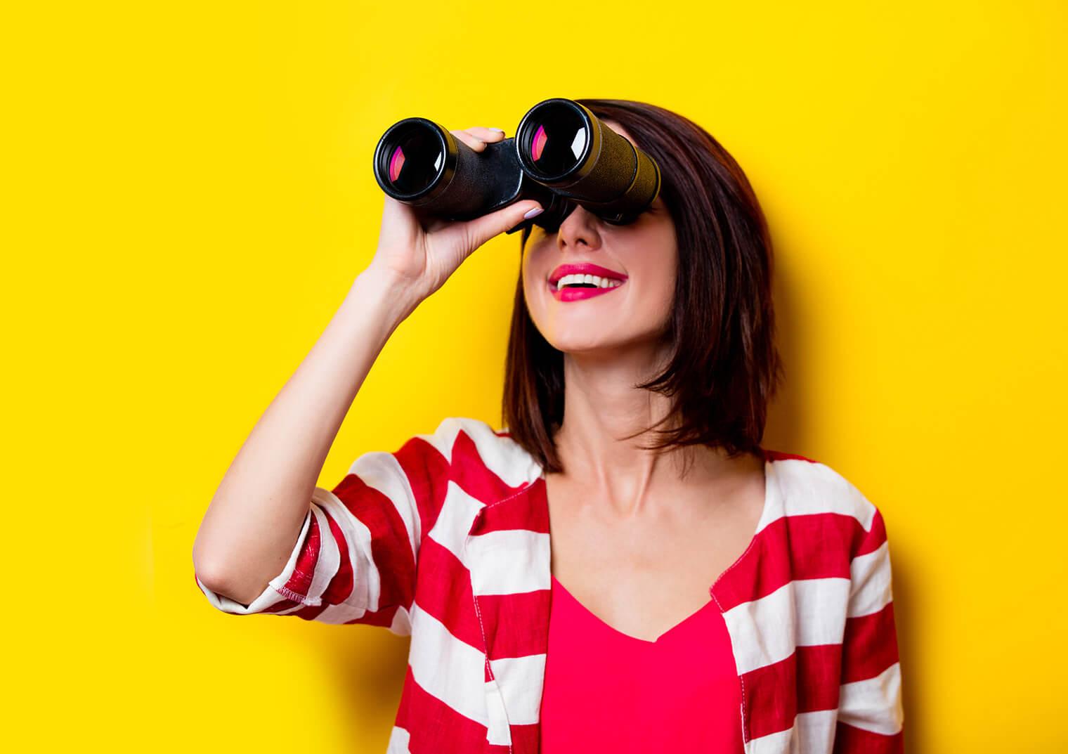双眼鏡のお手入れ方法やメンテナンスばっちりの保管方法とは