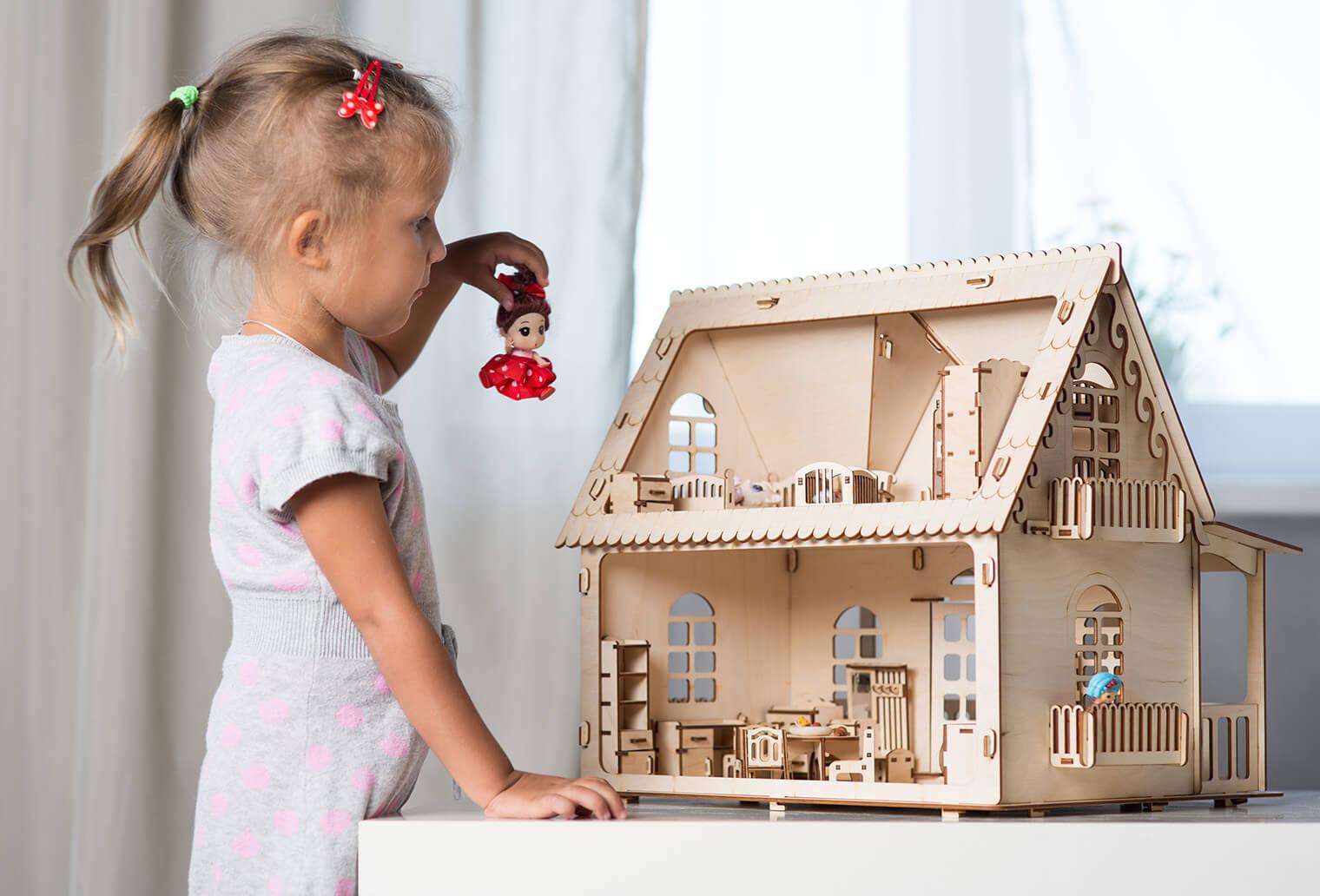 ドールハウスの置き場所や飾り方に悩む!収納方法や保管方法をご説明