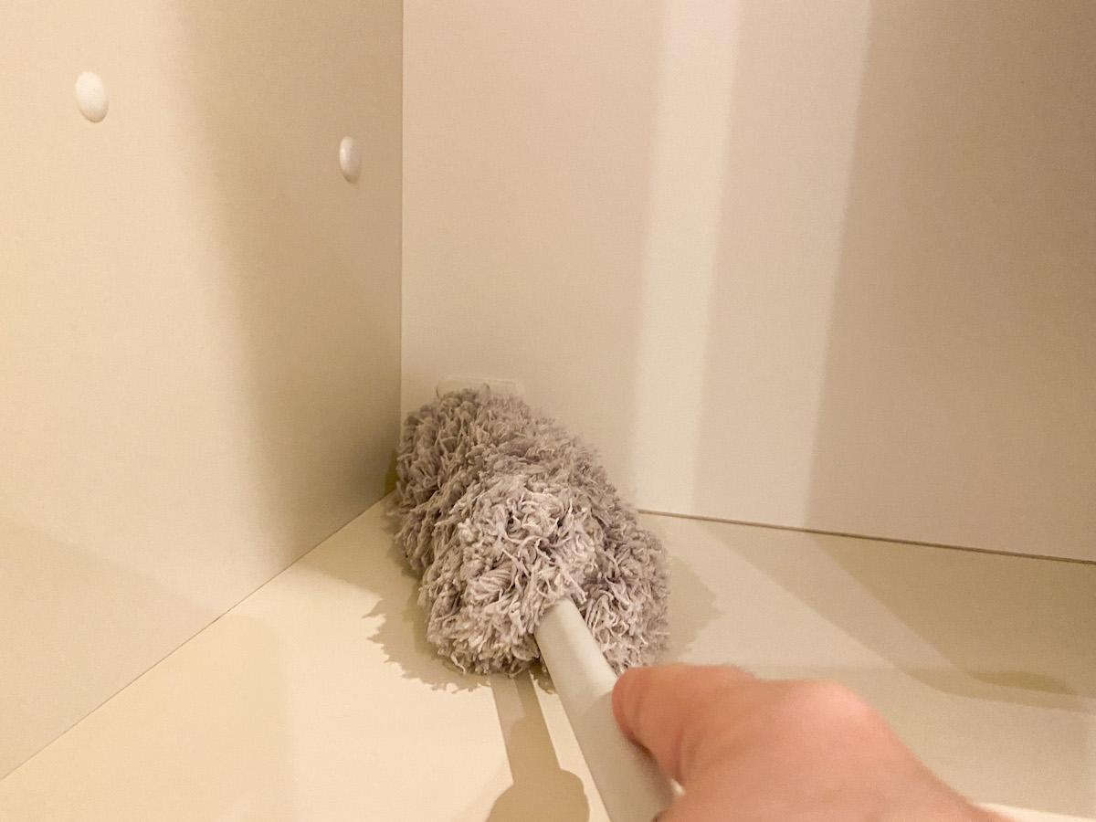 クローゼットの掃除はどんなタイミングでするといいの?