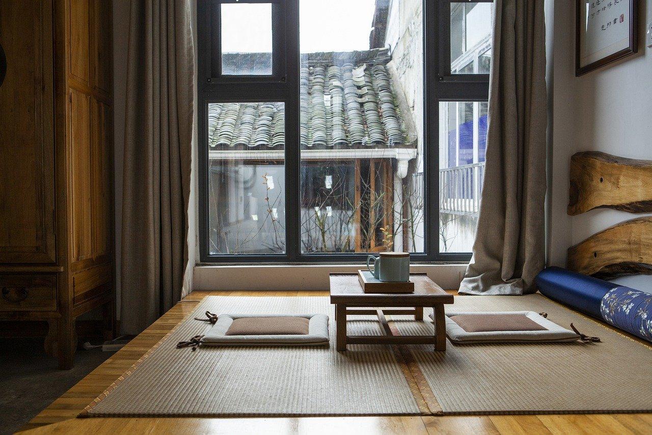 いつもの和室が理想の空間に変身!一人暮らしのインテリアコーディネート術
